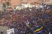 Thousands march in La Paz against the coup and in defence of democracy