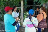Brigadistas have undertaken over 2 milion house to house visits during COVID-19 pandemic