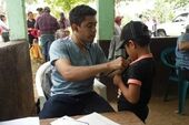 Nicaraguans enjoy free community-based health care, based on prevention